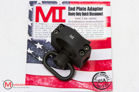 Midwest Industries End Plate Adapter, Heavy Duty