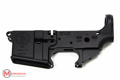 Primary Weapons System MK1 AR-15 Stripped Lower Receiver