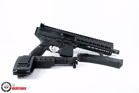 Sig Sauer MPX, 9mm, Folding Stabilizing Brace, Free Shipping