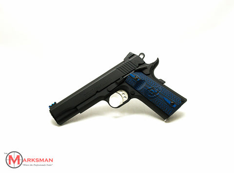 Colt Competition Government 1911, 9mm