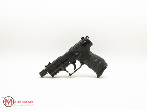Walther P22 Tactical TALO edition, .22 LR