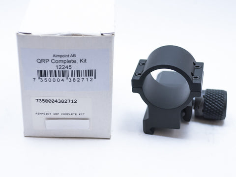 Aimpoint QRP Quick Release Mount Complete Kit