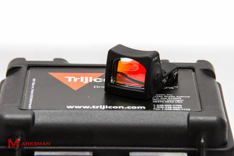 Trijicon RMR, Adjustable 6.5 MOA Red DOT