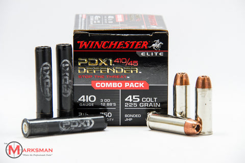 Winchester PDX1 Defender, .410/.45 Colt Combo
