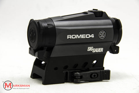 Sig Sauer Romeo4c, 1 x 20mm Compact Red Dot Sight. Free Shipping
