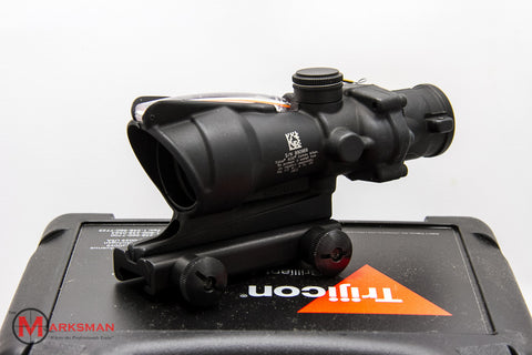 Trijicon ACOG, 4 x 32mm, .223 BDC/FT Red Chevron