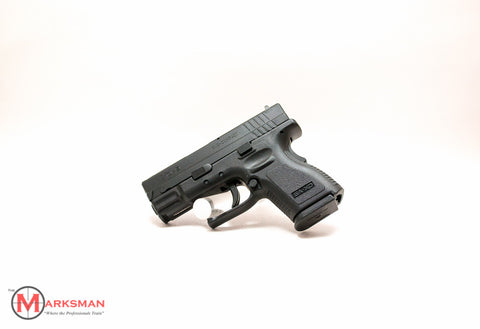 Springfield XD9 Subcompact, 9mm