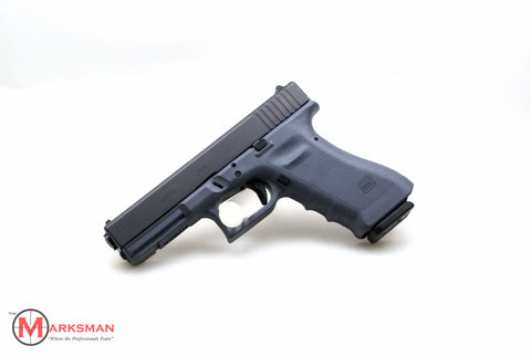 Glock 17 RTF2, 9mm, Gray, Straight Serrations