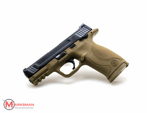 Smith and Wesson M&P45, .45 ACP, Flat Dark Earth, Ambidextrous Thumb Safety