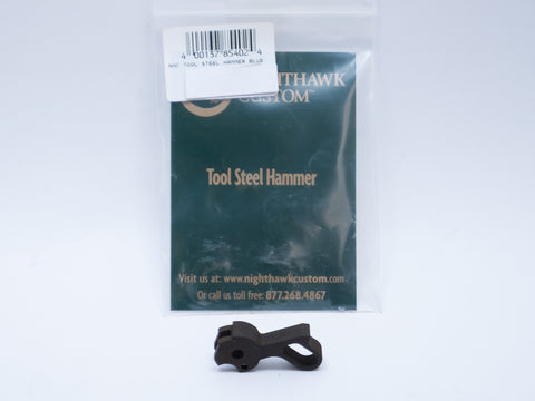 Nighthawk Custom Tool Steel Hammer