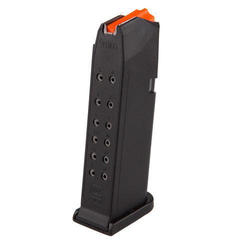 Glock 19 Generation 5 9mm Magazine, 15 round