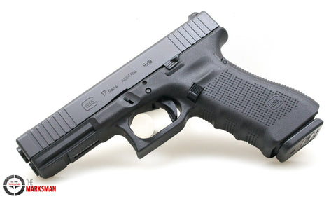 Glock 17 Generation 4, 9mm, Night Sights