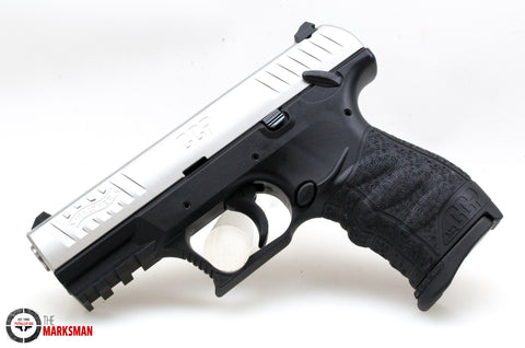 Walther CCP M2, 9mm, Stainless