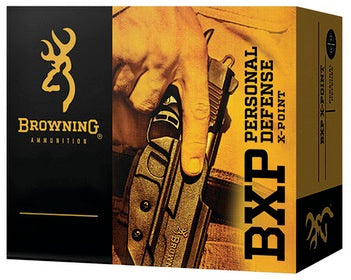 Browning BXP X-Point 9mm, 147 gr. JHP