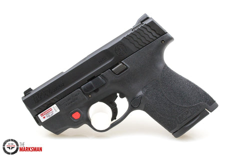 Smith and Wesson M&P9 Shield M2.0, 9mm, with Integrated Laser