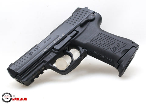 Heckler and Koch HK45 Compact, .45 ACP, USED