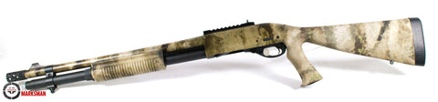 Remington 870 Express Tactical, 12 Gauge, A-TACS Digital Camo