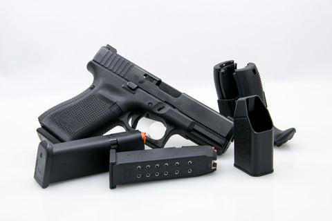 Glock 19 Generation 5, 9mm, AmeriGlo Night Sights