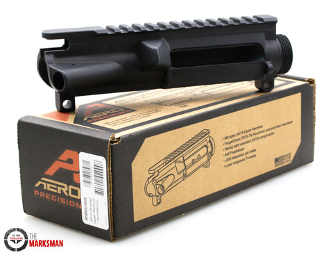Aero Precision AR-15 Stripped Upper Receiver, Black