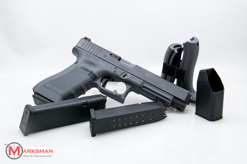 Glock 34 Generation 4, 9mm, Grey