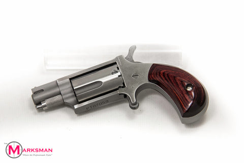 North American Arms Mini Revolver, .22 Magnum, Ported Barrel