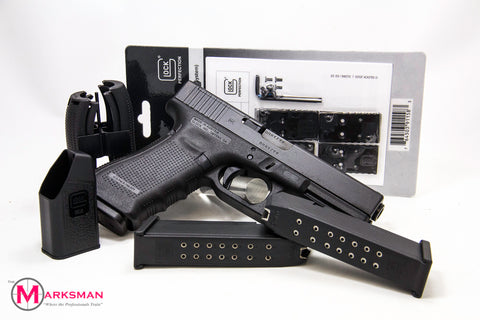 Glock 17 Generation 4 MOS, 9mm