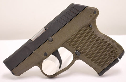 Kel Tec P-3AT, .380 ACP, Olive Drab