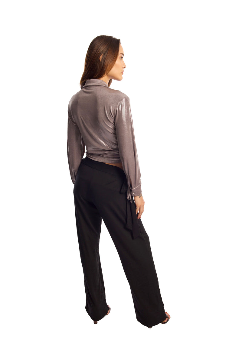 BELLE PANT IN BLACK