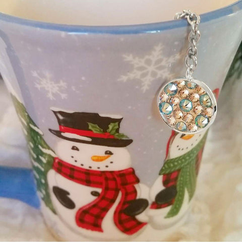 Winter Wonderland Tea Bling