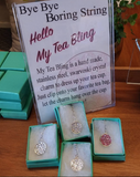 My Tea Bling- Pink