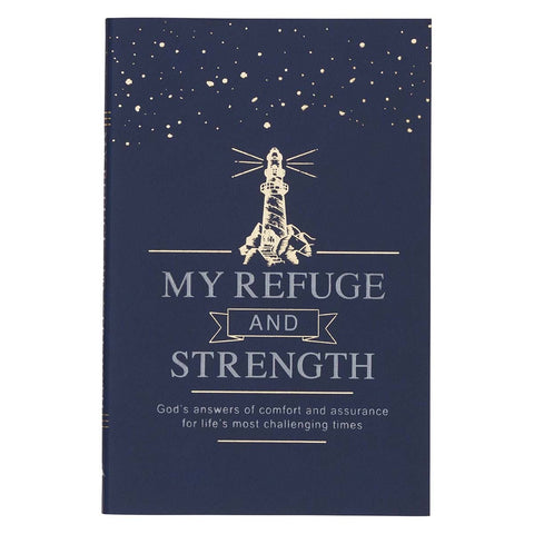 My Refuge and Strength Book