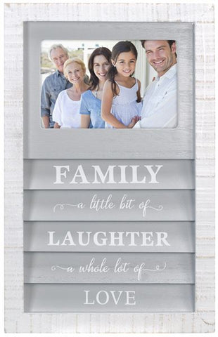 Family Laughter Love Shutter  Photo Frame