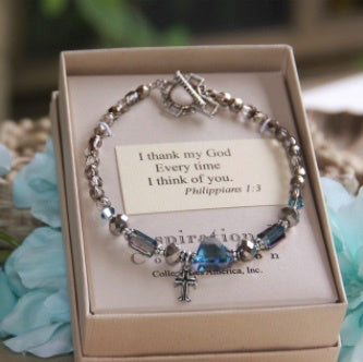I thank God for you bracelet