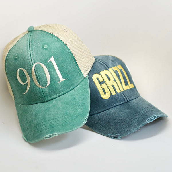901  Solid Hat