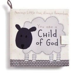 Child of God Soft Activity Book