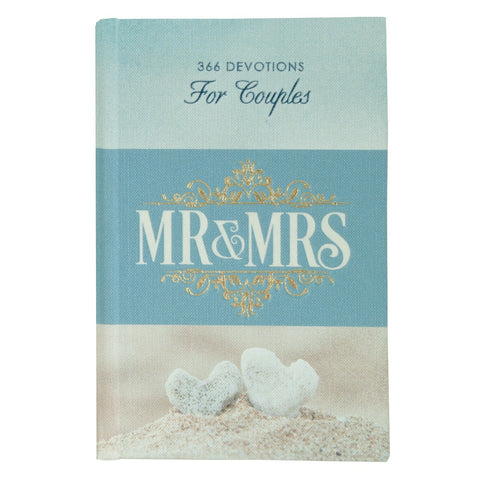 Mr and Mrs Devotional Book