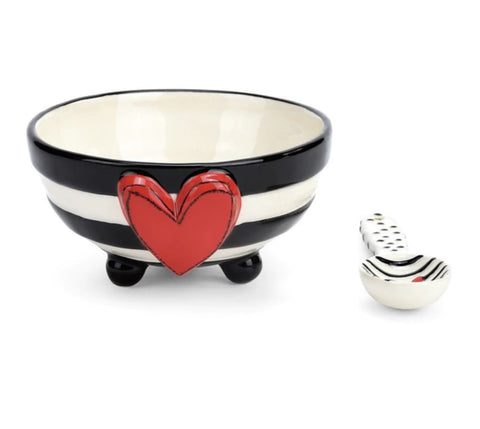 Tracy Pesche Candy Bowl