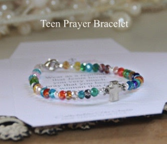 Teen Prayer Bracelet