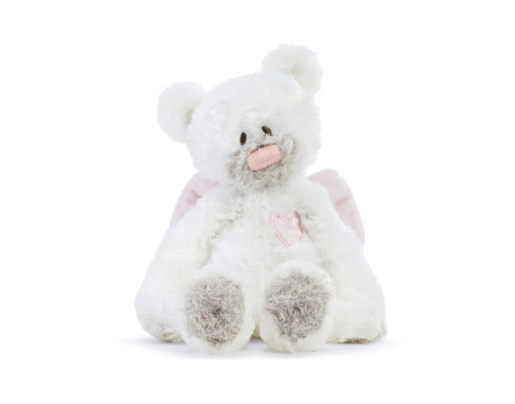 Guardian Angel Bear Rattle