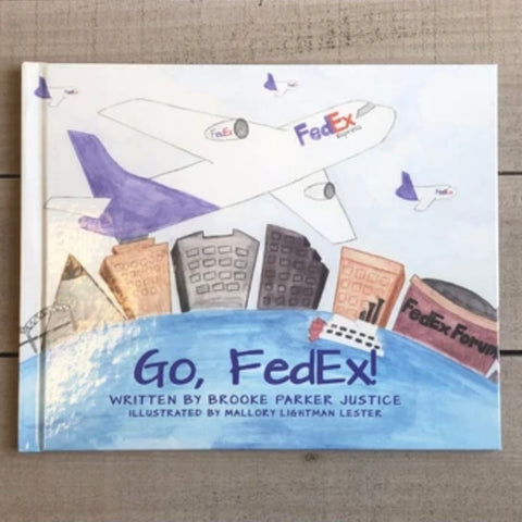 BOOK GO FEDEX