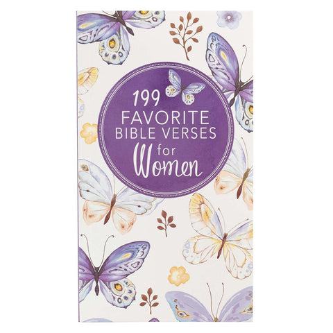 199 Favorite Bible Verses for Women Book