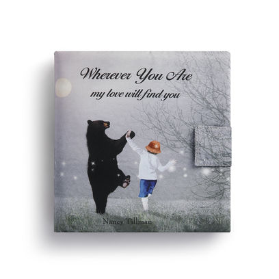 Wherever You Go Nancy Tillman Soft Story Book