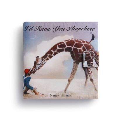 I'd Know You Anywhere Nancy Tillman Soft Story Book