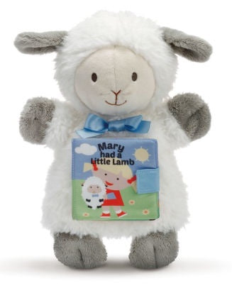 Puppet Book Mary Little Lamb