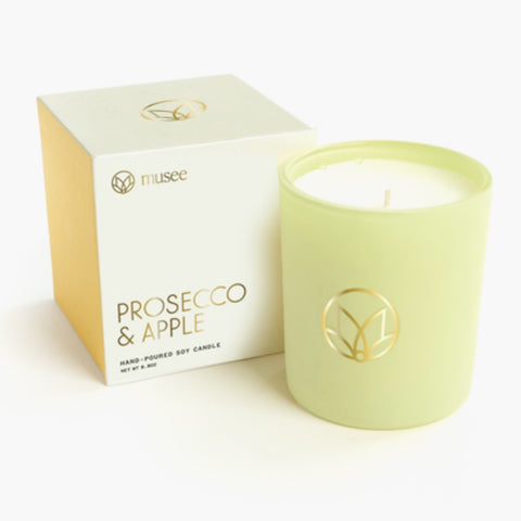 Soy Candle Prosecco & Apple