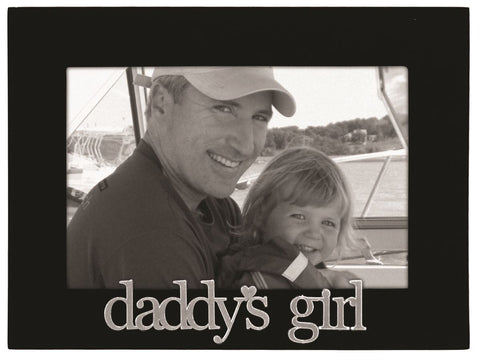 """Daddy's Girl"" Photo Frame"