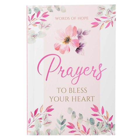 Book Prayers to Bless Gift Book