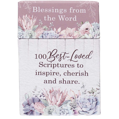 Box of Blessings    101 Bible Promises
