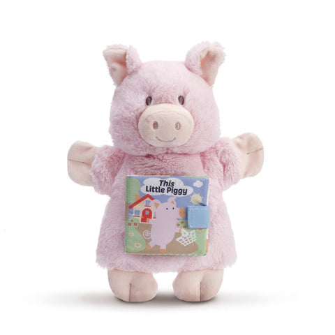 Puppet Book This Little Piggy