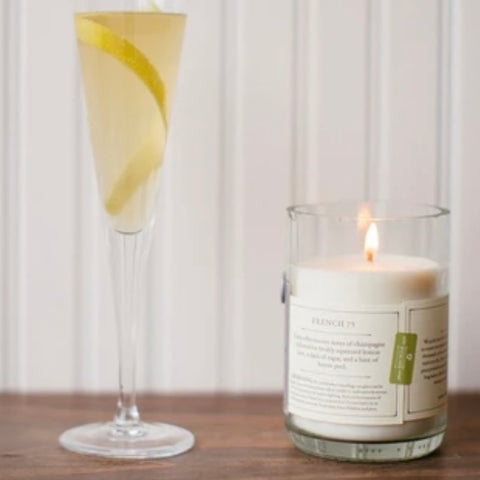 Rewined  Candle French 75